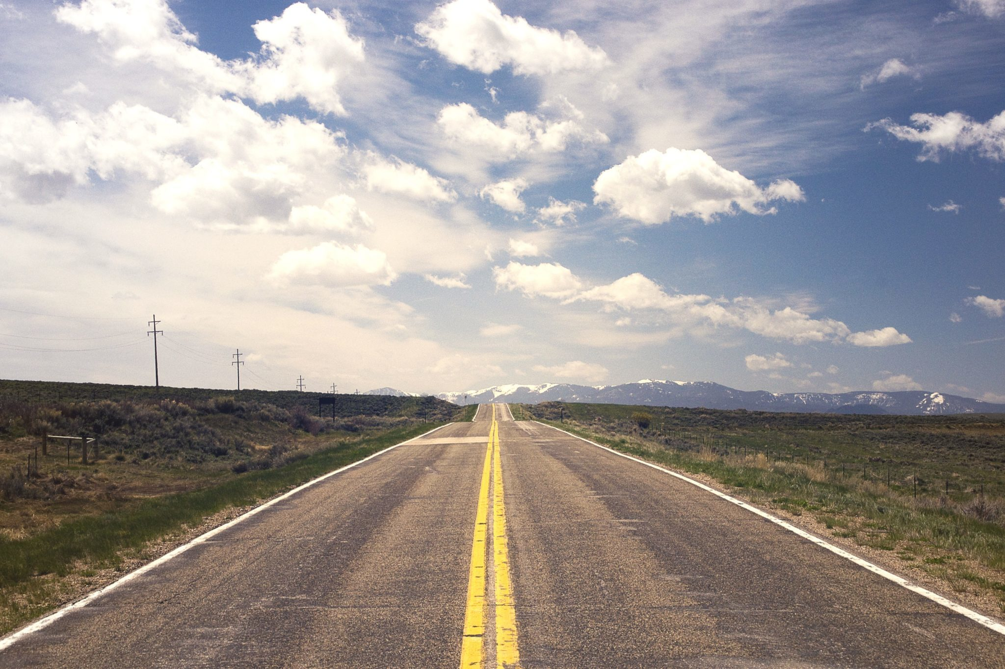Driving road less travelled